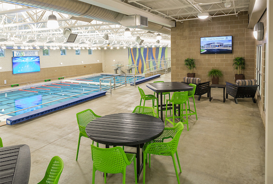 Sponsorship of the Midco Aquatic Center